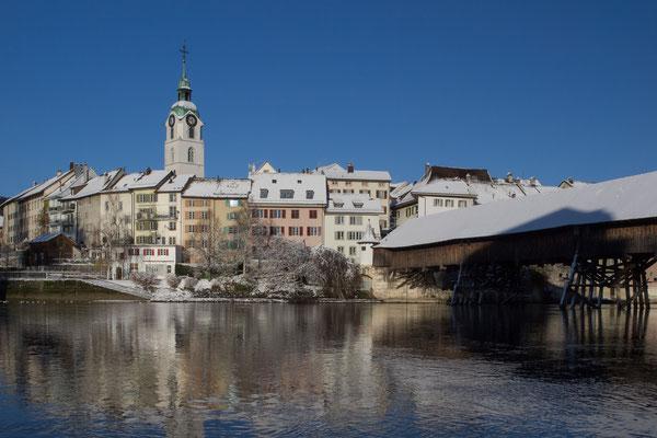 Winterliche Altstadt