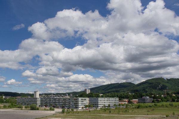 Bornfeld, das neue Quartier in Olten