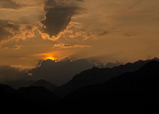 Bild-Nr. P4251051 / Abendstimmung am Lago Maggiore