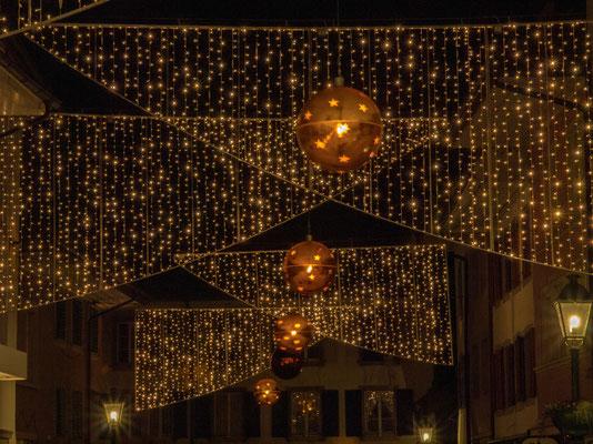 Oltner Weihnachtsbeleuchtung