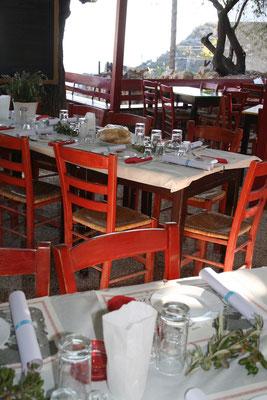 Sto Scolio restaurant in  Anidri Crete