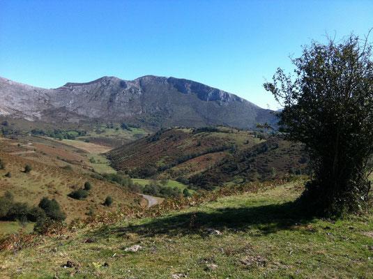 Puertos de Marabio. Teverga. Asturias