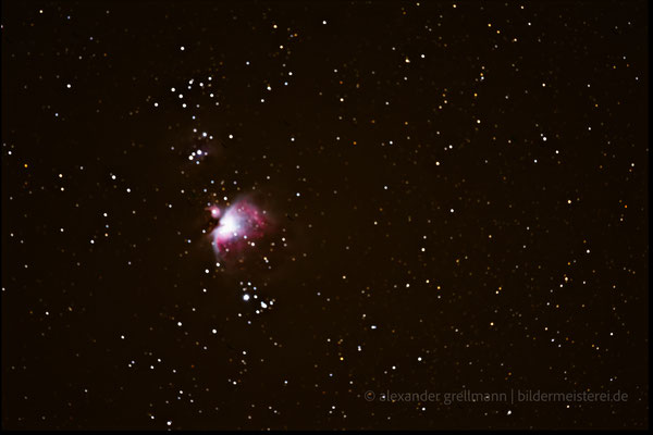 Orion (völlig missraten), Nikon D500 + 300mm