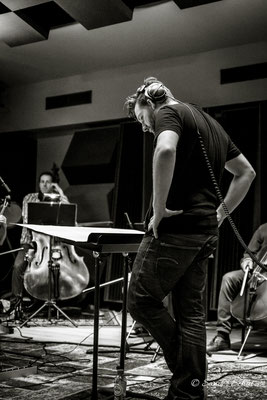 Meesterspion Recording Session @ SMP Amsterdam - Matthijs Kieboom
