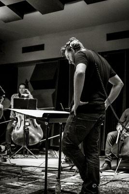 Meesterspion Recording Session @ SMP Amsterdam - Matthijs Kieboom