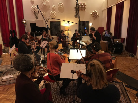 Onze Jongens Recording Session @ Sound Vision Studio - Matthijs Kieboom