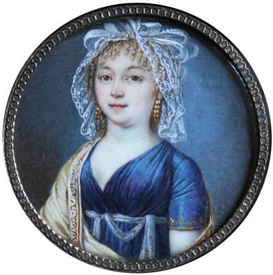 Marie-Thérèse van der Borcht (1766-1815)