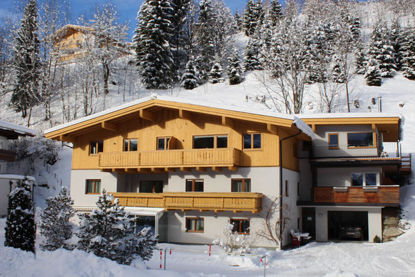 Apartment Schönfeld winter