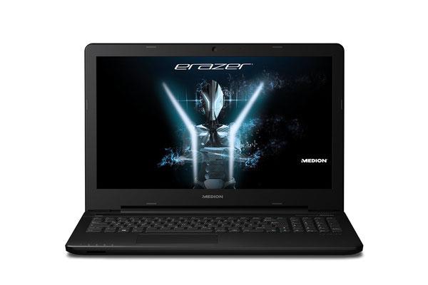 Medion Erazer P6661, 15,6 Zoll, Full-HD Display, Intel Core i5 6200U, 8GB RAM, 256GB SSD, NVIDIA GF GTX950M, 700-800€