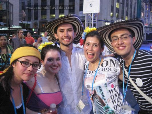 Amigos del Coro, mil gracias por sus brazos abiertos y por disfrutar conmigo de tantas experiencias. VII World Choir Games. 2012.