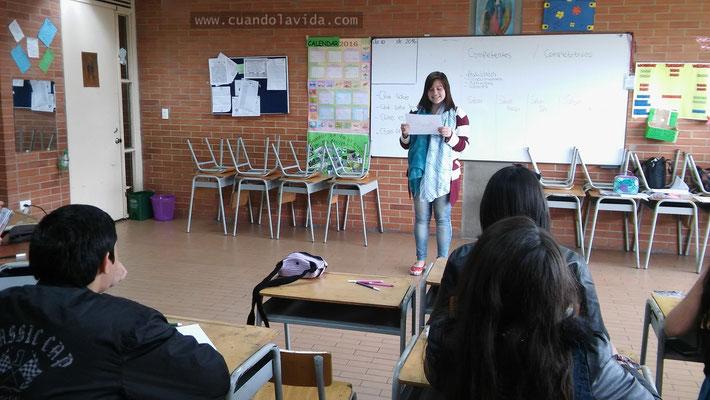 Taller Soy Hércules. Mosquera. Fundación Cavelier con la Universidad de La Sabana. 2016