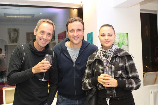Reinhart, Chris und Phii
