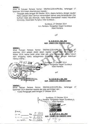 Contoh Hak Asuh Anak Pengadilan Jasa Pasporjasa Paspor