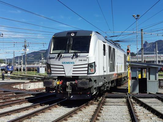 Vectron Dual Mode - Railsystems RP GmbH
