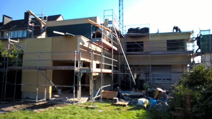 Architekt Oberhausen anbau an ein vorhandenes wohnhaus in oberhausen griess osten architekt
