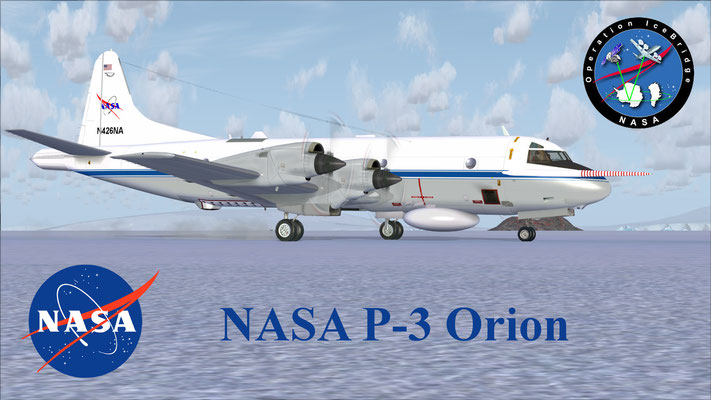 NASA P-3 Orion for FSX