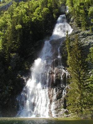 Wasserfall (Toplitzsee)