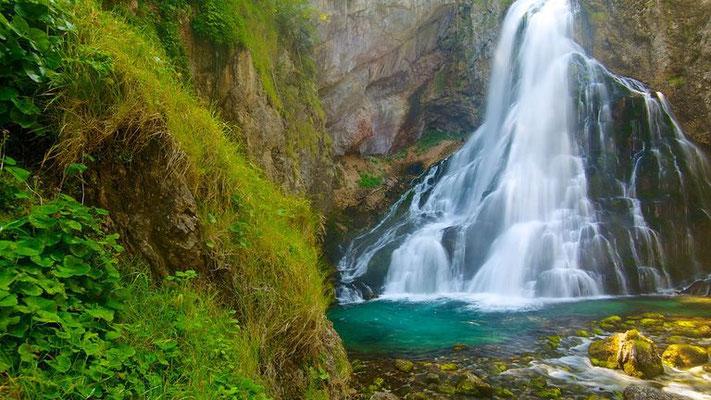 Wasserfall, Golling