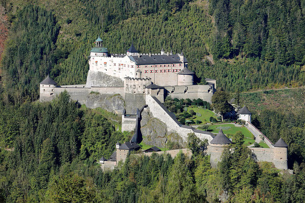 Burg Hohenwerfen, Werfen