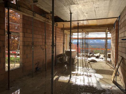 neue Einfamilien Häuser an unverbaubarer Lage