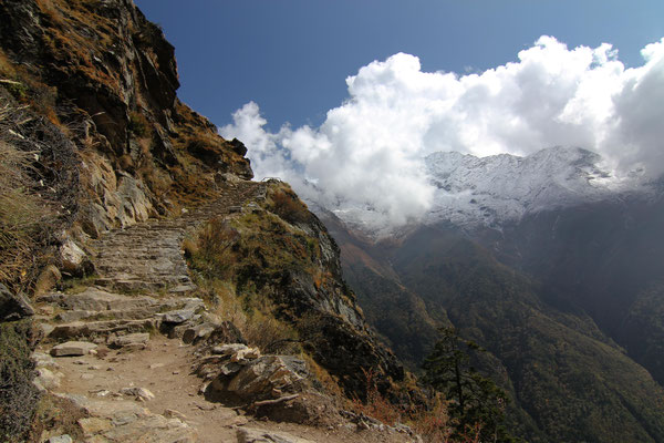 Stufen zum Himmel? Nepal