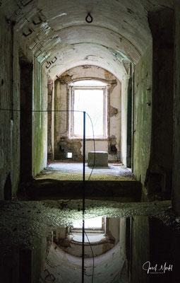 (verlassene) Festung Kluze, Slowenien