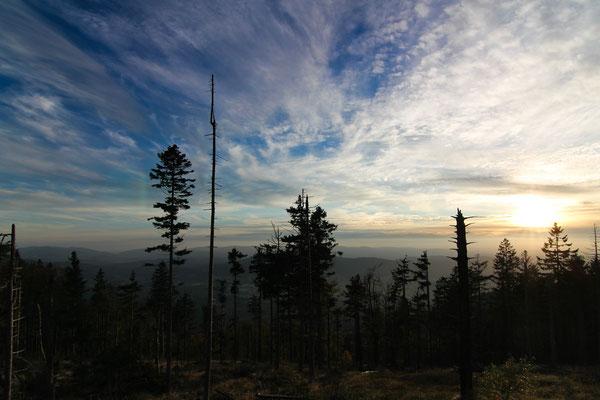 Arbergebiet, Bayerischer Wald