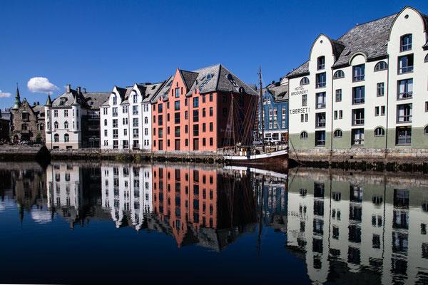 Jugenstilstadt Ålesund