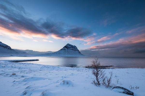 """Kirkjufell (bekannt aus """"Game of Thrones""""), Halbinsel Snæfellsnes"""