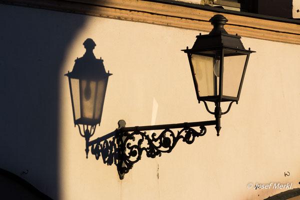 Schattenspiel in Amberg