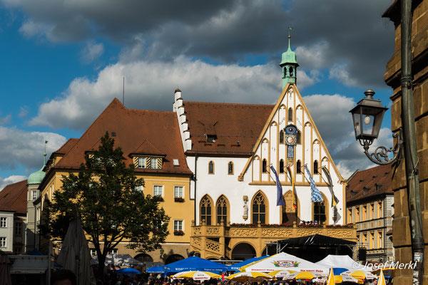 Amberg feiert sein Altstadtfest 2017