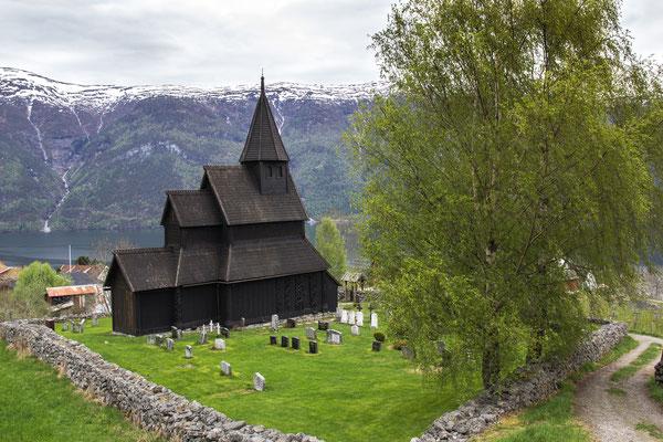 Urnes Stabkirche, UNESCO Weltkulturerbe