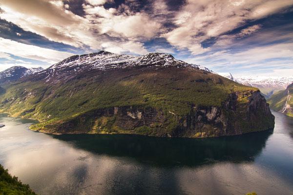 Geirangerfjord, UNESCO Weltnaturerbe