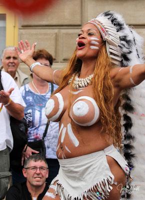 Samba-Festival 2017, Coburg