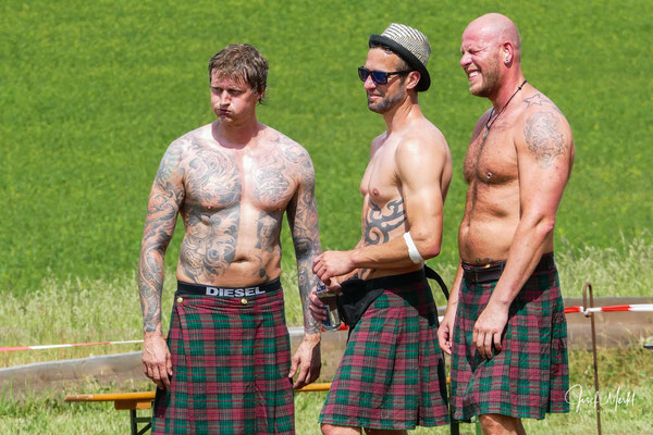 Highland Games 2018 in Guteneck