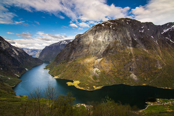 Nærøyfjord, UNESCO Weltnaturerbe