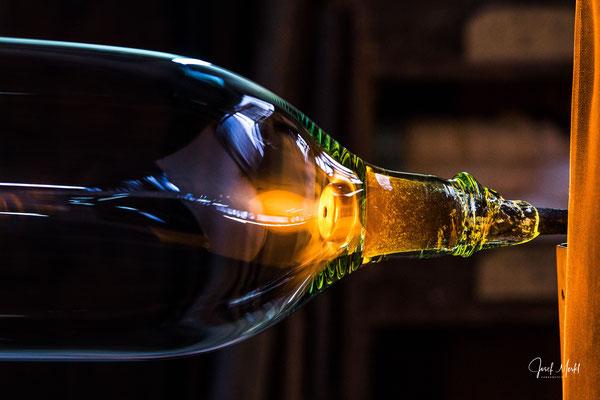 Glas: ein faszinierender Werkstoff