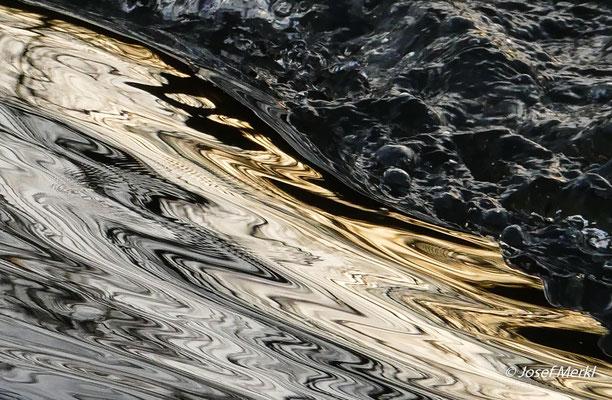 Schwarzach-Wellen bei Rötz