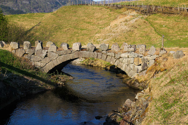 Brücke in Norwegen