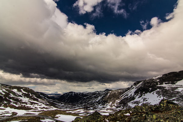 Jotunheimen-Gebirge