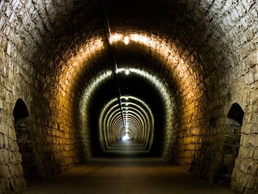 Tunnel in Kroatien