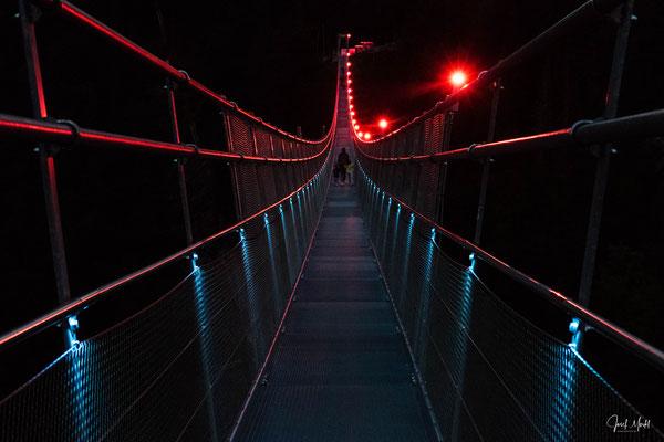 Hängebrücke Highline 179, Reutte, Österreich