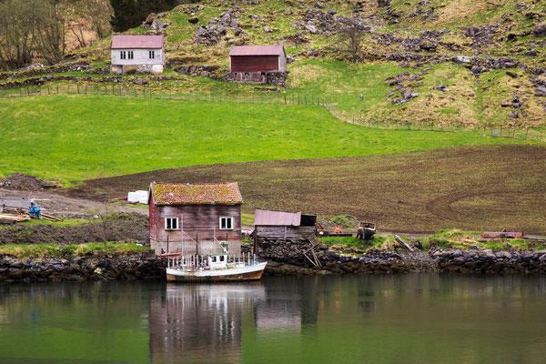 am Nærøyfjord