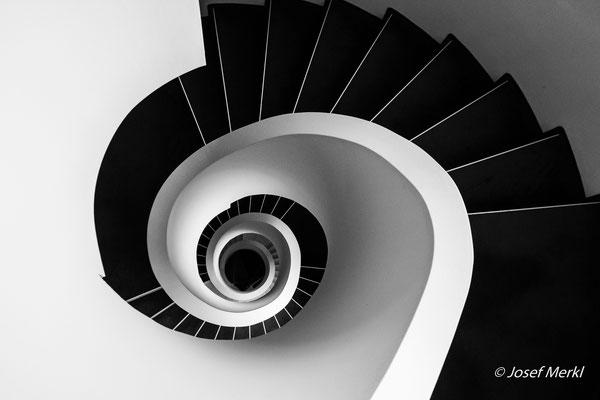 Treppe in Österreich