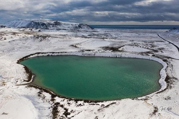See Kleifarvatn, Reykjanes-Halbinsel