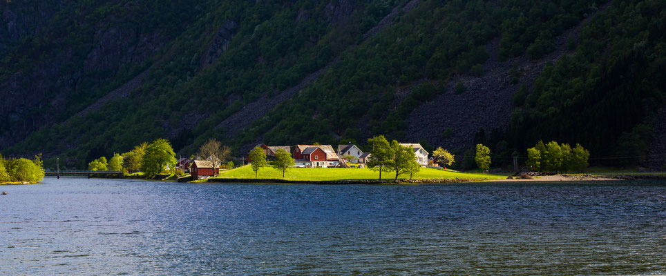 typisch Norwegen