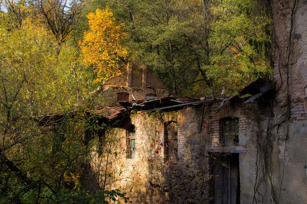 Murnthal, altes Schleifwerk