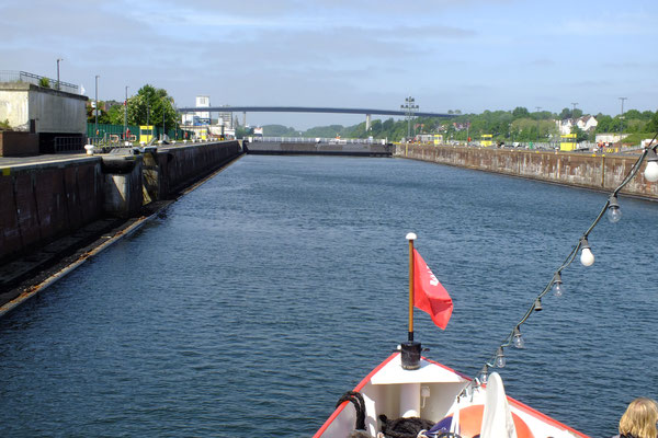 NOK Kanalfahrt