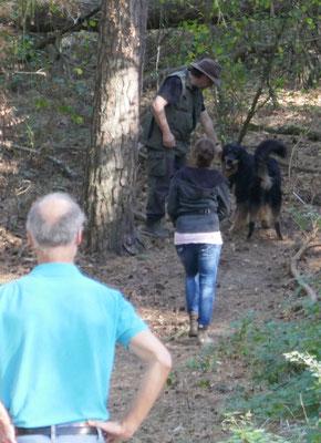 Flea vom Schnutetunker: Begegnung mit einem Fremden