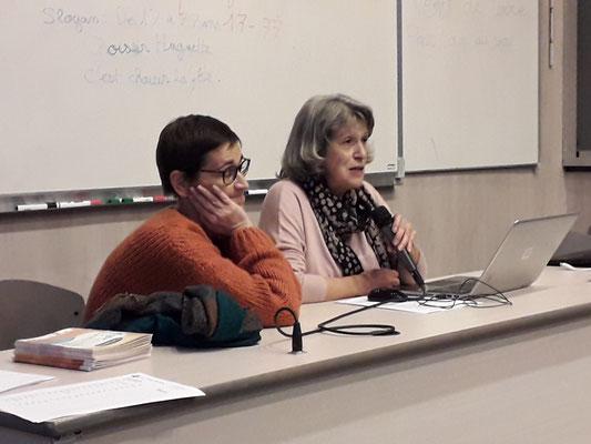 Isabelle Clavelle et Florence Schneider - Au bonheur d'une pause
